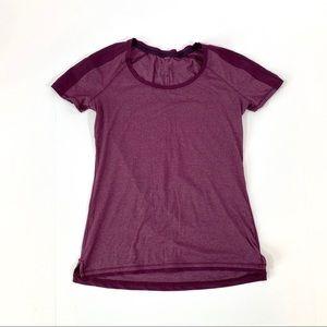 Lululemon Short Sleeve T-shirt size 4